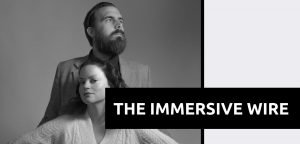 Exploring intimacy and virtual reality, with Kazimir Bielecki and Lennie Varvarides, on the Immersive Wire podcast